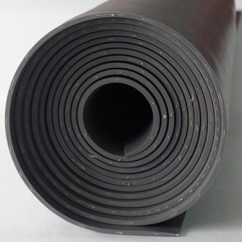 Rubber Sheet Reinforce with Cloth