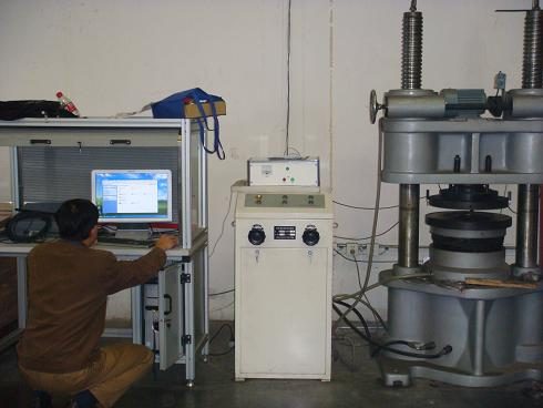Gasket Performance Comprehensive Test Machine