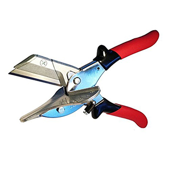 Gasket Shear Mitre Shear Multi Angle Trim Cutter