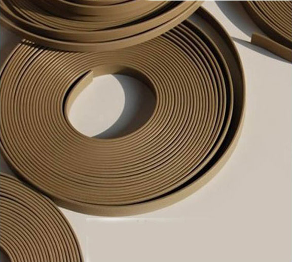 Gloden Color PTFE Guide Strip