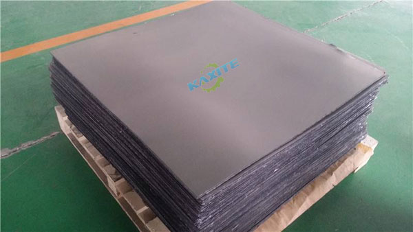 Graphite sheet made for Turkey Customer, waiting for packing