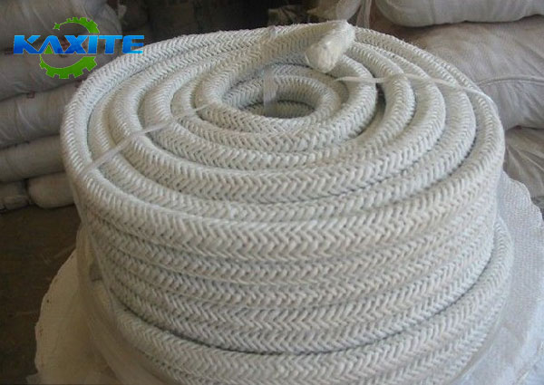 round asbestos rope , made for African customer